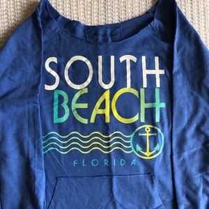 Tops - South Beach Miami Sweater